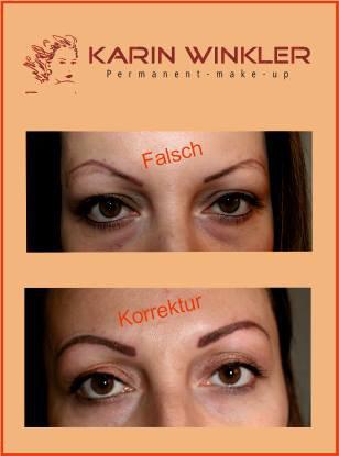 Korrekturen | Permanent Make-up von Spezialistenhand! Natürliche ...